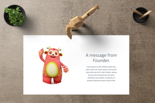 Thumbnail for FLOW Powerpoint Template