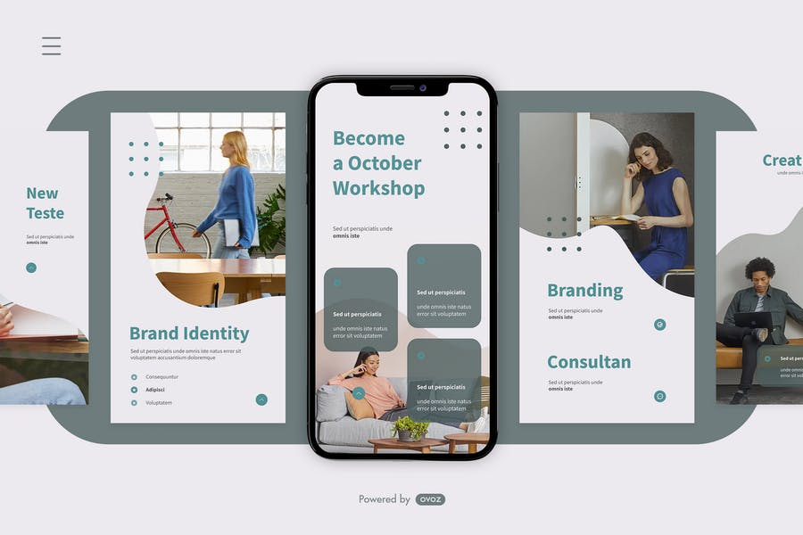 Instagram Story Template - product preview 6
