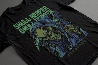 Thumbnail for Skull Reaper Design