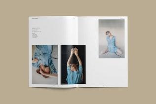 Fashion Catalog / Lookbook Template