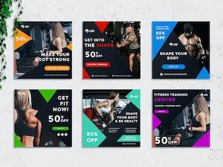 Thumbnail for RantauTemp-Progress Social Media Pack