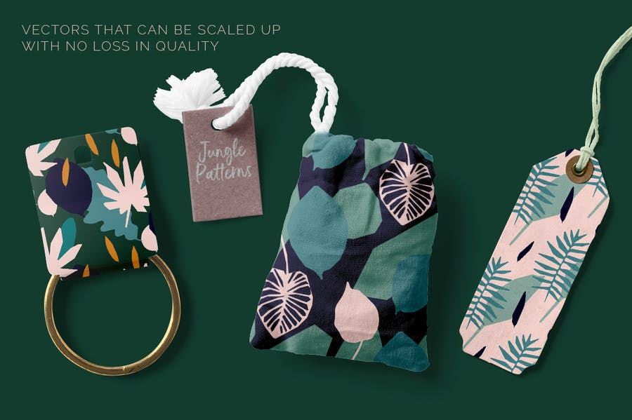 Jungle Patterns Collection - product preview 3