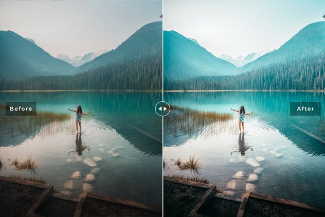 Lake Geneva Mobile & Desktop Lightroom Presets - product preview 4