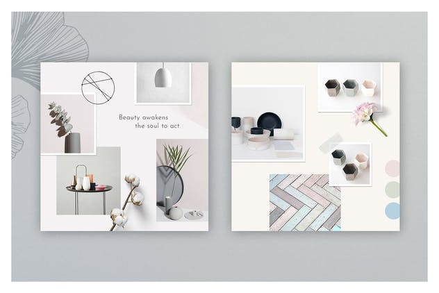 Tanska Mood Boards Collection - product preview 3