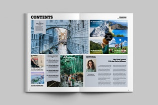 Thumbnail for Traveling Magazine