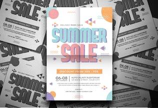 Thumbnail for Summer Sale Flyer