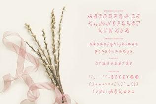 Miniature pour Beauty Life - Script manuscrit romantique