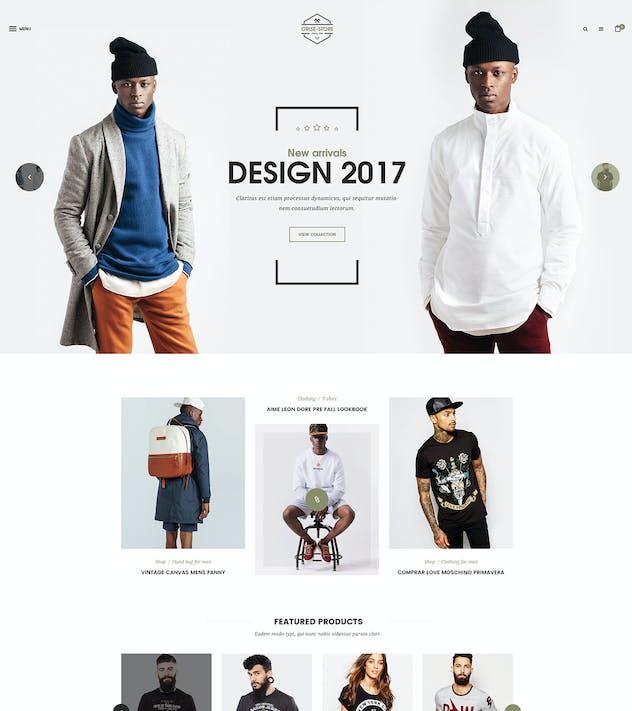 Orise - Mutli-Concept eCommerce HTML5 Template