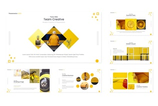 Thumbnail for Creative - Powerpoint Template