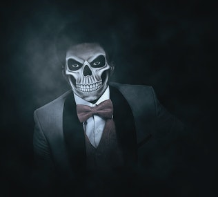 Thumbnail for Halloween Photoshop Action