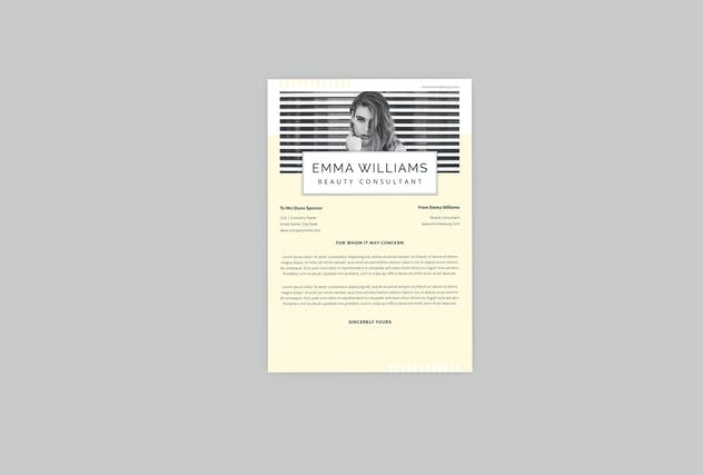 CV Increment Resume Designer - product preview 2