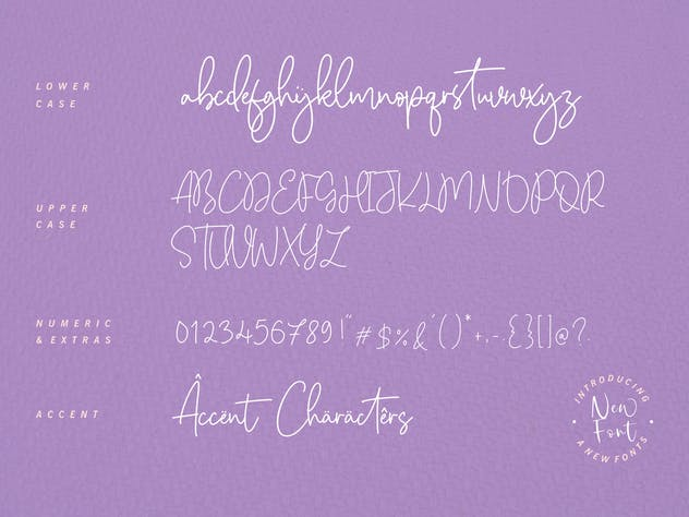Citruslime Signature Font YH - product preview 5