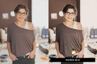 Thumbnail for 50 Warm & Cozy Lightroom Presets
