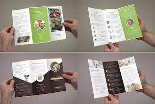 Thumbnail for Brochures – Multipurpose Tri-Fold Bundle vol. 3