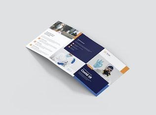 Brochure – Medical Business Tri-Fold A5