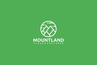 Mountain Land Logo
