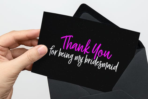 Kind Heart Font Duo - product preview 7