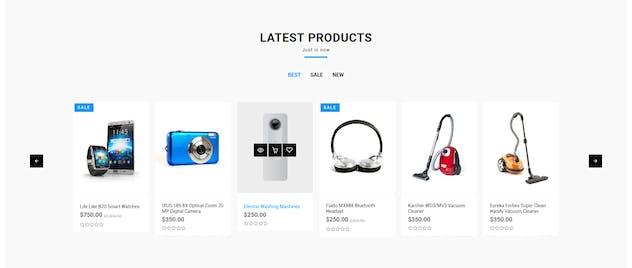 Super Shop | Multipurpose, MultiStore Shopify - product preview 2