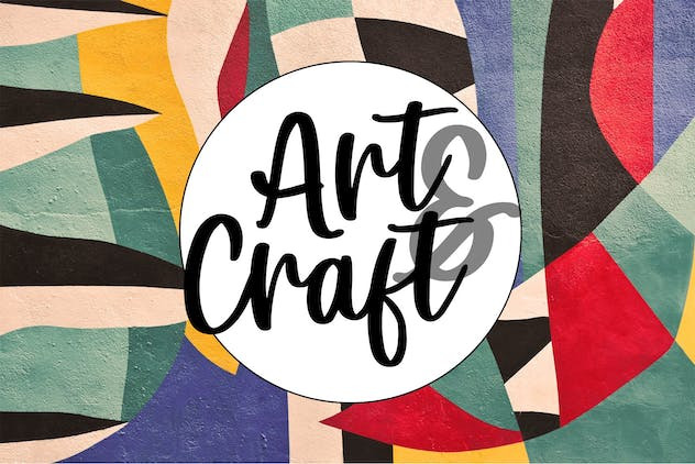 Artsy - Handwritten Font - product preview 3