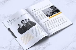 Thumbnail for KINGSHLEY - Company Profiles Brochure