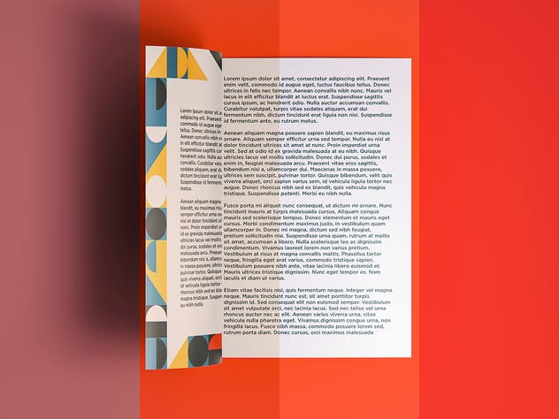 Brochure Mockup 001