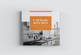Thumbnail for Square Kitchen Catalog