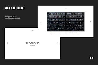 Миниатюра для Алкогольные - Keynote