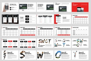 Thumbnail for Red Powerpoint Presentation