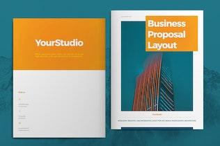Business Proposal Layout