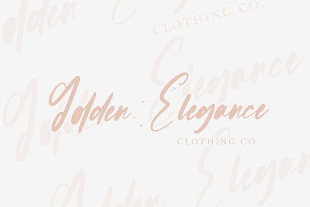 Confidence - Calligraphy Font - product preview 5