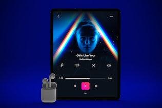 iPad Pro Music App