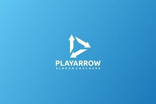 Thumbnail for Play Arrows Logo