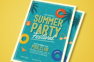 Thumbnail for Summer Pool Party