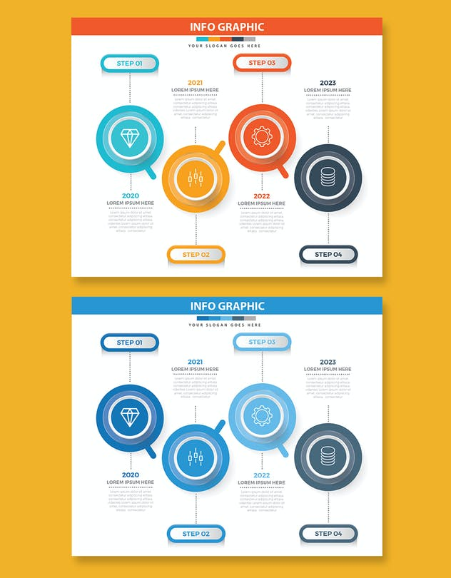 Infographics design - product preview 2