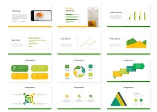 Thumbnail for Quez - Google Slides Template