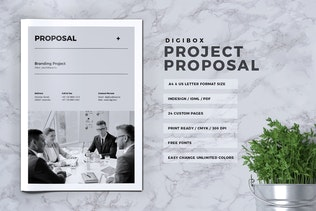 Thumbnail for DIGIBOX Business Proposal