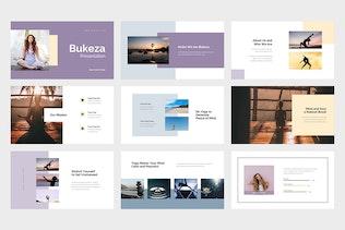 Thumbnail for Bukeza - Yoga & Meditation Keynote