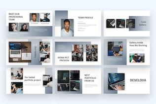Миниатюра для Девелова - Презентация Google для бизнеса