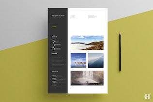 Thumbnail for Resume | Jillian