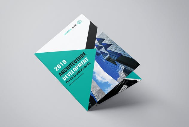 Architecture Bifold Brochure - product preview 1
