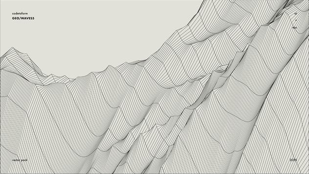 GEO_WAVES5 Vector Pack - product preview 5