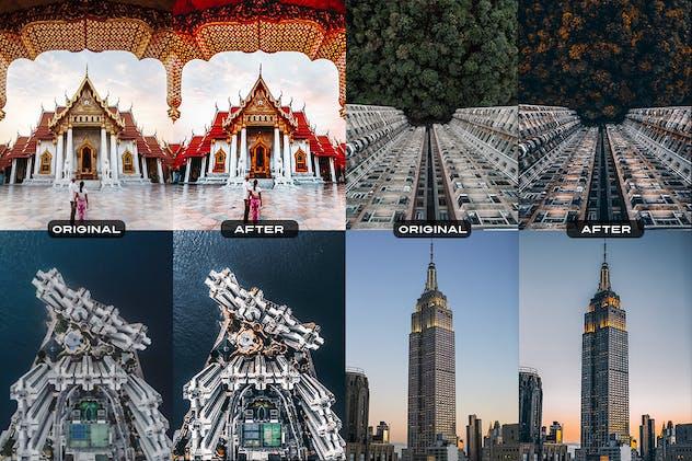 Architecture Photoshop Actions