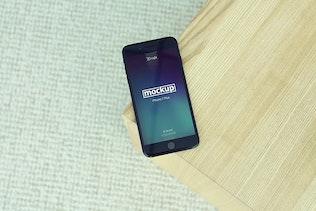 Thumbnail for iPhone 7 Plus Mockup v3