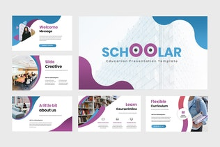 Schoolar  - Education Keynote Presentation
