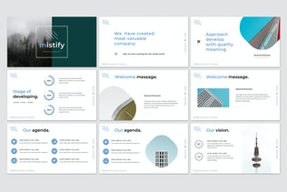 Thumbnail for Business Powerpoint Presentation
