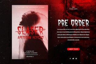Thumbnail for Bloody Mary - Bloody Thriller Typeface