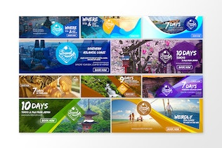 Thumbnail for 40 Facebook Cover-Travel