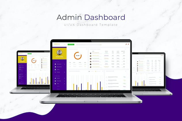 Feredion Dashboard | Admin Template - product preview 1