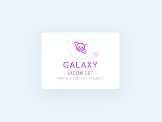 Thumbnail for UICON Galaxy Icons