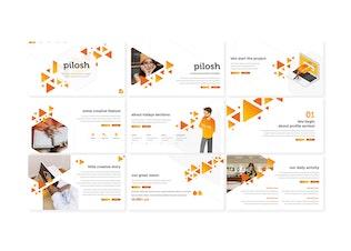 Thumbnail for Pilosh - Keynote Template